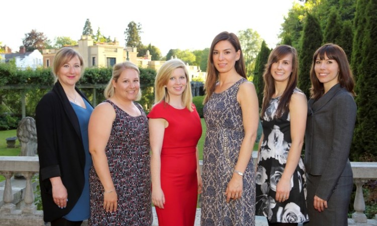 Canadian Women in Public Relations launch event_team members_2016